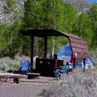 Inyo McGee Creek Campground