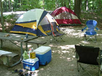 Indian Celina Lake Recreation Area