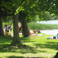 Cedar Lake Memorial Park Campground