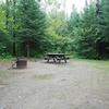 Fenske Lake Campground