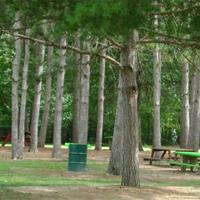 Evergreen Lake Camping & Fee Fishing