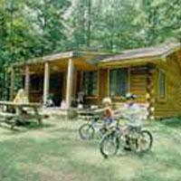 French Creek State Park Campground