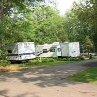 Keen Lake Camping & Cottage Resort