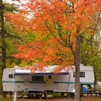 Parker Dam Campground
