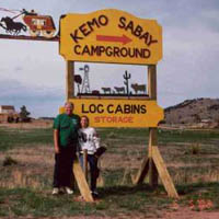 Kemo Sabay Campground