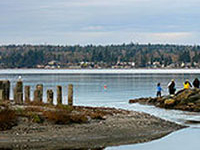 Birch Bay State Park Campground