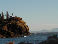 Cape Disappointment State Park Campground