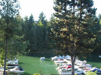 Lake Mayfield Rv Resort And Marina