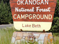 Beth Lake Campground