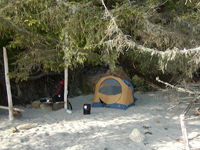 Altair Campground