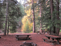 Kaner Flat Group Campground