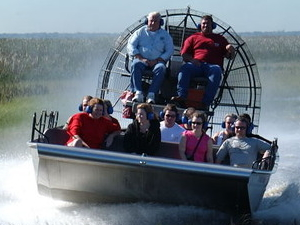 1/2 Hour Scenic Airboat Tour Photos