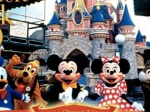 1- Day / 2- Park Disneyland Paris Ticket Photos