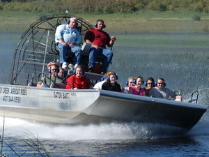 1 Hour Daytime Airboat Scenic Tour Photos