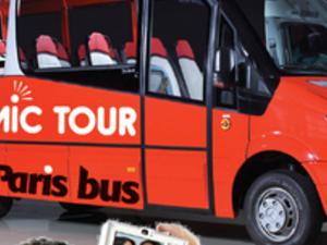 2-Hour Panoramic Paris Minibus Tour Photos
