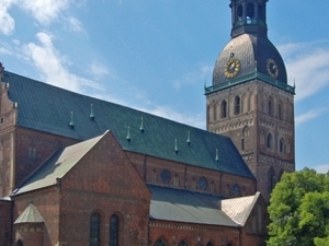 A classical Old Riga walking tour with a personal guide Photos