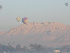 Air Balloon Ride in Luxor city Photos
