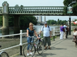 Ale Tasting Bike Tour London +/- afternoon tea picnic  (PRIVATE) Photos