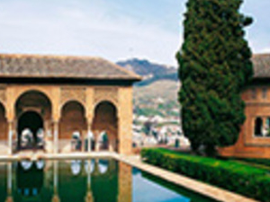 Alhambra and Generalife without transport Photos
