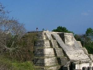 Altun Ha Mayan site Photos