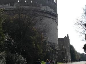 Ancient Appian Way Rome Bike Tour - English Photos