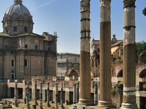 Ancient Rome Walking Tour Photos