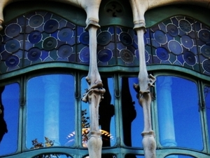 Architecture of Barcelona Photos
