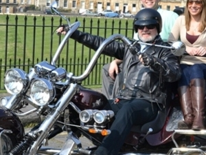 Bath City Tour by Motorcycle Trike Photos