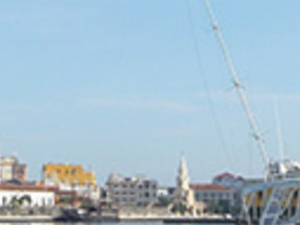 Bay Cruise visiting Bocachica Fortress Photos