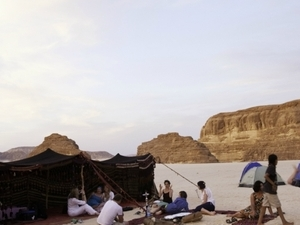 Bedouin Dinner with Stargazing in the Desert Photos