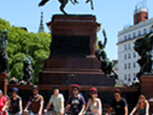 Bike Tour Buenos Aires Different Photos