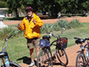Bike Tour Recoleta - Palermo Photos
