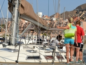 Boat Trip  to Cabo de Gata Photos