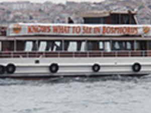 Bosphorus on Boat-Half Day Photos