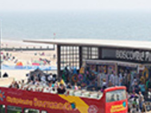 Bournemouth tourist bus