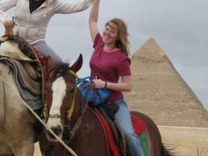 Budget price private tour to the Pyramids and the Sphinx by Egypt budget tours Photos