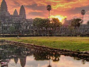 Cambodia Highlights Photos