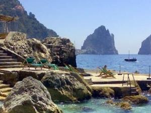 Capri Blue Tour by small boat Photos
