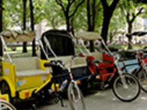 Central Park Pedicab Tour Photos