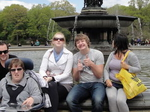 Central Park Walking Tour Photos