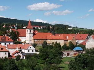 Cesky Krumlov Old Town Tour Photos