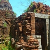 Cham culture traces - My Son Tour