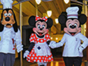 Chef Mickey's Christmas Day Photos