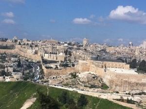 Christian Jerusalem Photos