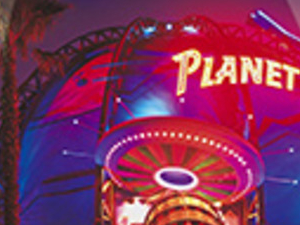 Christmas Day at Planet Hollywood Photos