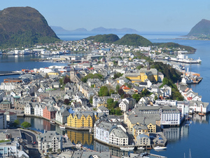 City Sightseeing Alesund