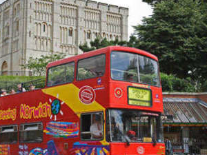 City Sightseeing Norwich Photos