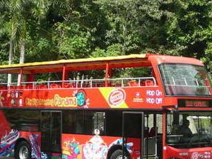 City Sightseeing Panama hop on hop off tour Photos