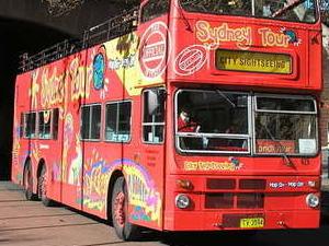 City Sightseeing Sydney & Bondi Beach Explorer hop on hop of tour Photos