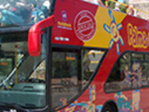 City Sightseeing Bus Photos